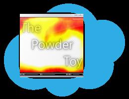 The Powder Toy Online – rollApp